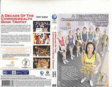 Netball Australia-A Decade of The Commonwealth Bank Trophy 1997-2006-Netball-DVD