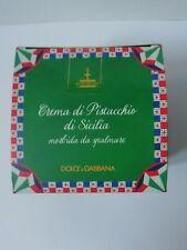 dolce e gabbana Crema Pistacchio da Spalmare Per Farcire Dolci e Gelati 200 gr