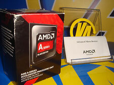 Disipador AMD-disipador AMD A series black edition sin uso real