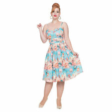 Damenkleider mit Retro Normalgröße für die Freizeit