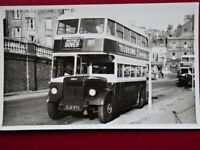 PHOTO  EAST KENT LEYLAND  PD1A BUS REG NO CJG 973