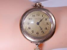 Antique 1915 wrist and Pocket watch Rose Gold Waltham 15 Jewel Patent  6044070