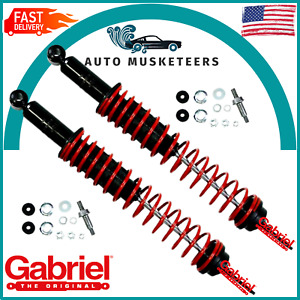 Rear Shock Absorber-Load Carrier Set Gabriel 43140 For Ford Buick Fiat Lincoln