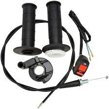 Twist Throttle Handle Grips&Cable  Kill Switch110 150 250 Mini Bike Atv Pit Bike