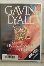 Honourable Intentions: Gavin Lyall: Unabridged Cassette Narr. C Rodska (WW5)