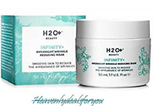 NIB sealed H2O+ Infinity+ Overnight Wrinkle Reducing Mask, 1.7oz/50mL FREE SHIP