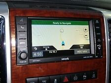 DODGE RAM 1500 2500 3500 HD OEM 430N RHB GARMIN GPS NAVIGATION RADIO 2011 2012