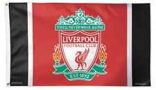 Liverpool FC Classic Team Crest 3'x5' DELUXE-EDITION Official Soccer Team FLAG