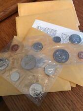 Canada Mint Sets 1969-1,1970-4 With COA