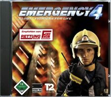 EMERGENCY 4 * In 2013 Complete Ed.mit Teil3  * Neuwertig