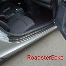 Einstiegsleisten aus Carbon für Smart Roadster und Roadster Coupe 452