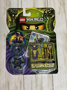 LEGO Ninjago SLITHRAA Spinner 9573 New! Read Description