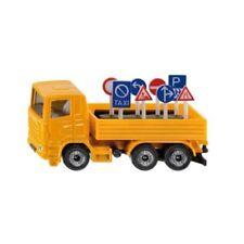 Voitures, camions et fourgons miniatures oranges SIKU 1:55