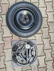 RUOTINO DI SCORTA kit attrezzi 125/85 R16 FORD C-MAX FOCUS MONDEO VOLVO V40 V50