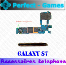 Galaxy S7 connecteur charge FPC  charging dock connector carte mère motherboard