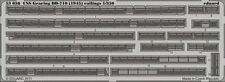 Eduard 53056 1/350 Ship- USS Gearing DD710 1945 Railings for Dragon