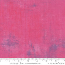 Moda Quilt Fabric Grunge Basics Berry by BasicGrey by half-yard #30150 288