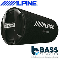 "ALPINE SWT-12S4 1000 Watts Passive 12"" 30cm Sub Subwoofer Box Car Bass Tube"