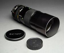 Minolta MD Mount Soligor C/D 70-210mm 1:3.5 Macro Zoom Lens F3.5 f/3.5 TESTED