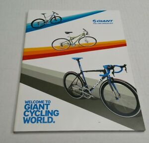 2011 Giant Bicycles Full Line Retail Catalog Brochure Road Mountain Kids USA