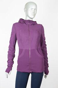 Lululemon Dance Studio Reversible Jacket Size 10/L