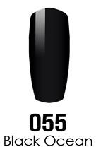 049-096 DND DC Duo Matching Set Soak Off UV LED Gel Nail Polish + Lacquer COMBO