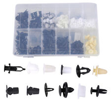 292x Car Auto Body Fender Bumper Fastener Hood Clip Assortment Retainer Screws