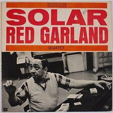 RED GARLAND QUARTET: Solar USA Jazzland Mono DG ORIG NM- Unplayed Wax JAZZ