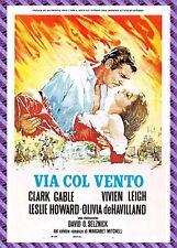 Carte postale Affiche de Film - VIA COL VENTO
