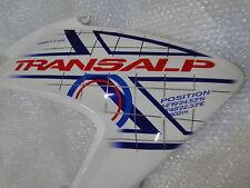 NEW ORIGINAL Cover Rights Side Fairing Carena  Dx Honda XL 700 V TRANSALP 07 13