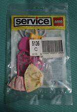 LEGO 5136 Servicepack Belville Zubehör - NEU und OVP