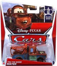 2012 DISNEY PIXAR CARS 1:55 PALACE CHAOS YOU THE BOMB MATER!!