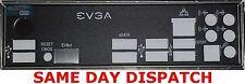 EVGA I/O IO SHIELD BLENDE BRACKET X79 SLI 132-SE-E775-K2