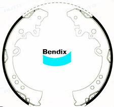 Brake Shoes Bendix 4x4 Hilux 2005-on KUN26 GGN25 Set FIT TOYOTA 4wd Ute R