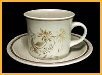 Royal Doulton Sandsprite  Cups & Saucers