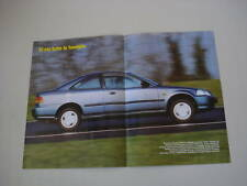 - POSTER ANNO 1996 - HONDA CIVIC COUPE'