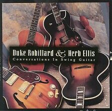 Duke Robillard & Herb Ellis, Conversations in Swing Guitar, Excellent