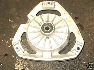 84 1984 Honda CH125 CH 125 Elite Spacy scooter Front Brake Drum Center Hub Asy