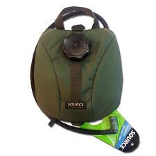 Israeli Army Flexible military 2.50L/ 85 oz hydration reservoir O Green canteen