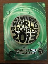 Guinness World Records 2013 by Guinness World Records Editors (2012, Hardcover)