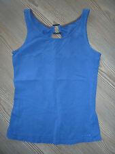 MEXX - mega cooles Damen/women Fitness Top - Blau - Gr. XS sexy Rückenausschnitt
