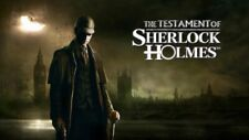 The Testament of Sherlock Holmes  *Steam Digital Key PC* ☁Fast Delivery☁
