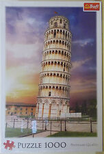 Leaning Tower Of Pisa Italy ~ 1000 Piece Jigsaw Puzzle ~ Trefl