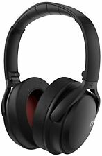 CB3 Hush Wireless Bluetooth Headphones With Active Noise Cancelling Technology - Black
