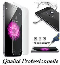 Vitre protection VERRE Trempé, film protecteur d'écran iPhone 4, 5, 6, 6 plus, 7