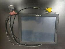 Coban Hd Lcd Touchscreen Police In Car Video Camera Monitor With Cables