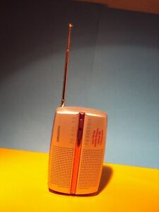 Grundig City 31 FM AM Pocket Radio Battery Operated Excellent Working Condition
