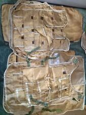 SOVIET RUSSIAN ARMY 6B3-TM01 ARMOR VEST =PARTS=, AFGHANISTAN, CHECHEN WARS