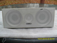 USED  PHILIPS  CS3600  CENTER  CHANNEL  SPEAKER  (8 OHMS)