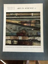 Scientific American Art In Science 2 Portfolio Of 40 Art Prints